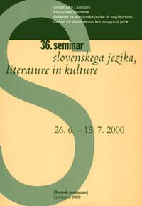 36. SSJLK (2000)