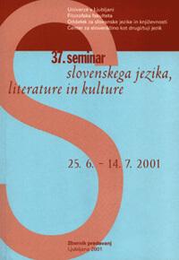 37. SSJLK (2001)