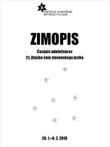 Zimopis 2015
